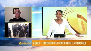 Algeria: Interim president calls for dialogue [The Morning Call]