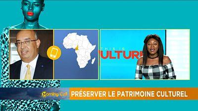 Preserving Africa's cultural heritage