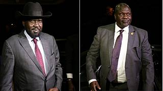 Return to Juba: South Sudan's Kiir urges Machar