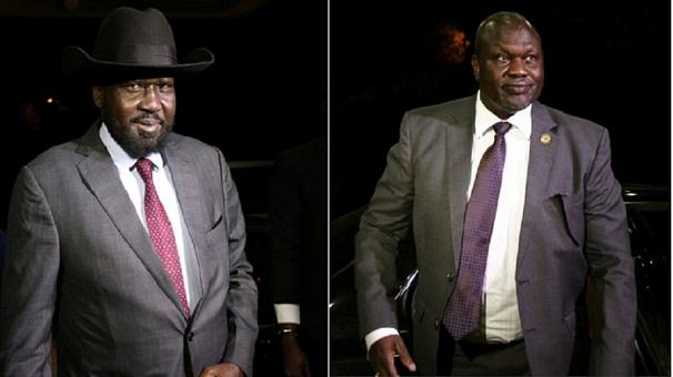 Return to Juba: South Sudan's Kiir urges Machar