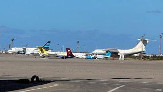 Libye : le trafic aérien de jour reprend à l'aéroport de Tripoli