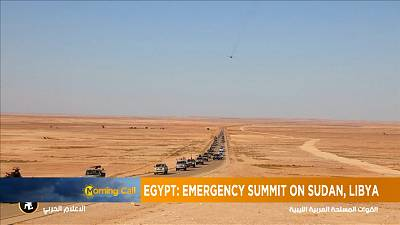 Egypt: Emergency summit on Sudan, Algeria [The Morning Call]
