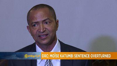 DRC: Moise Katumbi sentence overturned [The Morning Call]