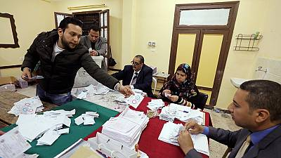 Egypt: vote counting underway