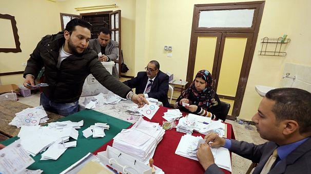 Egypt: vote counting underway