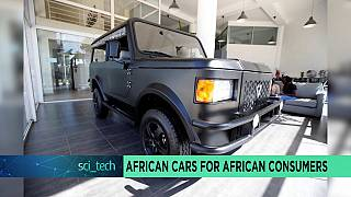 [SciTech] Rooting for African carmakers