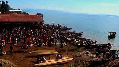 RD Congo : au moins 37 morts dans un nouveau naufrage dans l'est