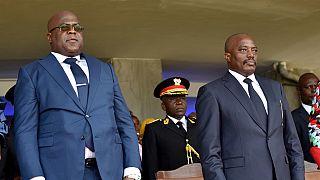 RD Congo : rencontre entre Tshisekedi et Kabila pour la nomination d'un Premier ministre