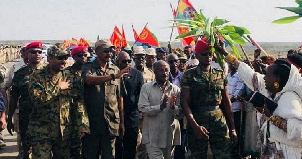 Eritrea shuts all borders with Ethiopia – unilaterally