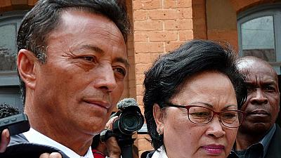 Madagascar's opposition leader breaks silence on referendum