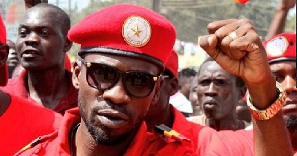 「Bobi Wine」的圖片搜尋結果