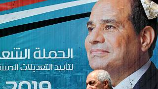 Egyptian voters back pro-Sisi reforms, opposition cries foul