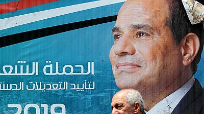 Egypt's constitutional changes approved in referendum