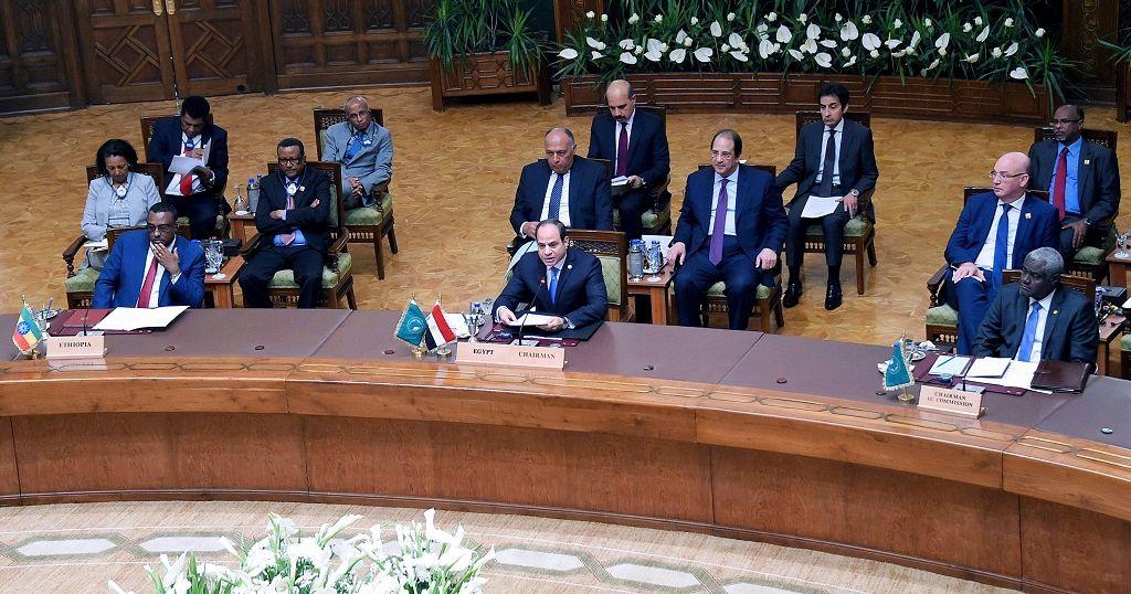 """Libye : des dirigeants africains demandent """"l'arrêt immédiat"""" des combats"""