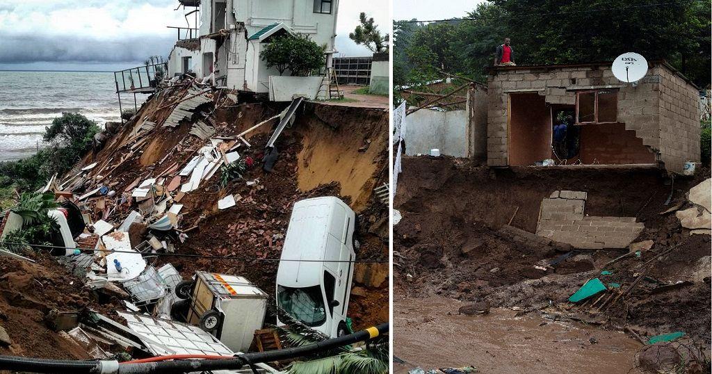 Inondations en Afsud : 51 morts, le président Ramaphosa sur place