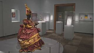 Video: Exhibition explores Senegalese women and their love for gold jewelry