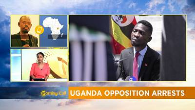 Uganda opposition arrests [The Morning Call]