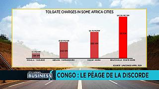 Congo's road toll saga [Business segment]