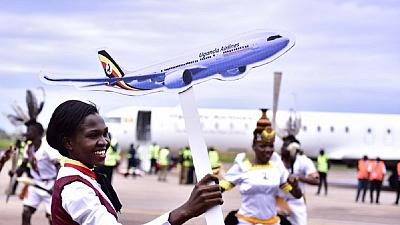Uganda Airlines gets first planes