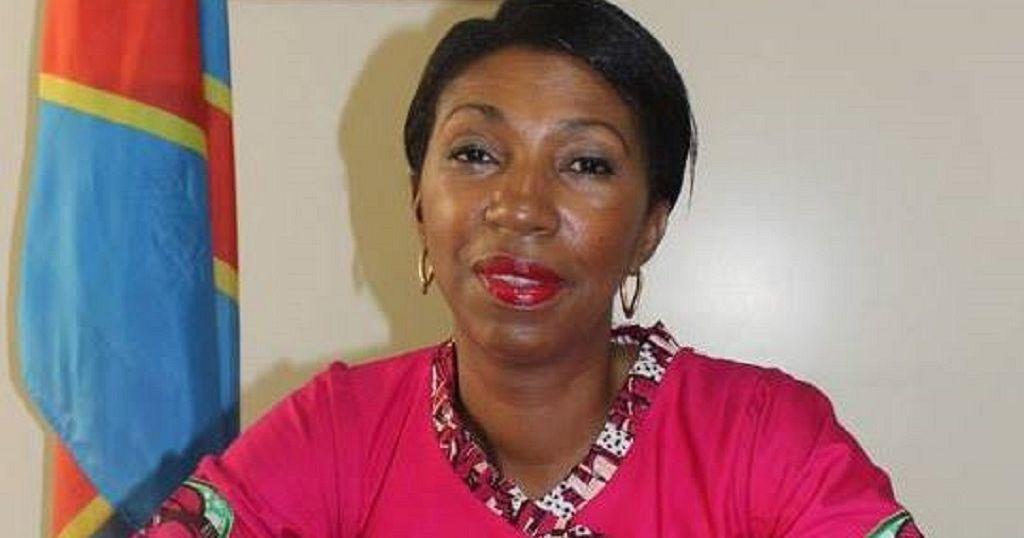 Jeanine Mabunda, nouvelle présidente du Parlement en RDC