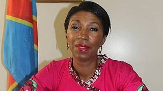 DRC MPs elect woman speaker of parliament, Jeanine Mabunda