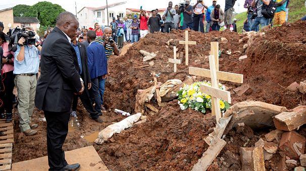 Afsud : le président Ramaphosa rassure après les inondations qui ont fait 60 morts