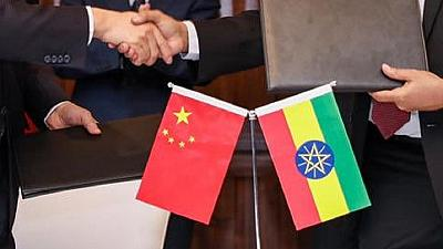 China cancels Ethiopia's interest-free loans, PM in Beijing