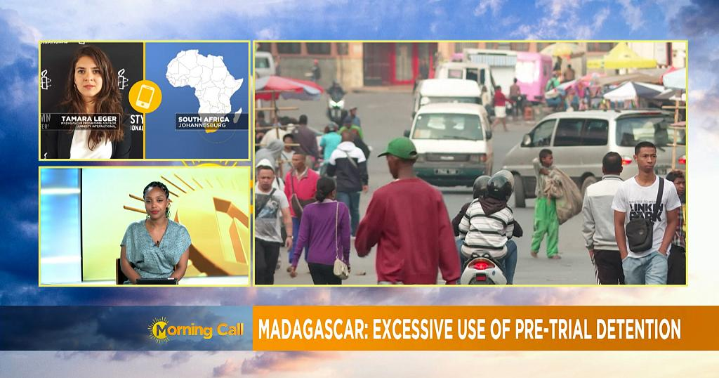 Madagascar: Excessive use of pre-trial detention [The Morning Call]