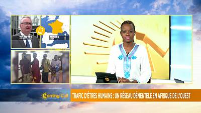Trafic d'être humains : Un réseau démantelé en Afrique de l'ouest [The Morning Call]