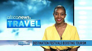 Les festivals de destination stimulent le tourisme
