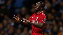 Senegal's Sadio Mane named on English Premier League team of the year