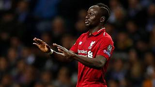 Senegal's Sadio Mane named on English Premier League team of the year