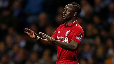 Premier League : le Sénégalais Sadio Mané dans l'équipe type de l'année