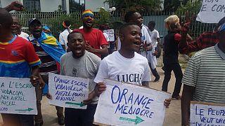 RDC : mouvement d'humeur contre les opérateurs téléphoniques