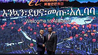 Ethiopia PM visits HQ of e-commerce giant Alibaba on China trip