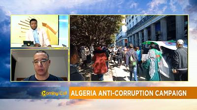 Anti corruption onslaught launched in Algeria [The Morning Call]