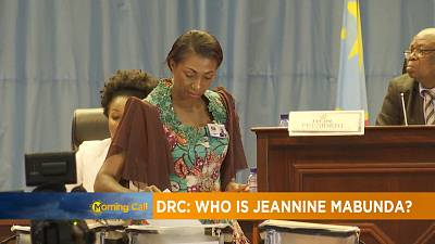 Jeanine Mabunda, first woman elected to lead DRC's National Assembly [The Morning Call]