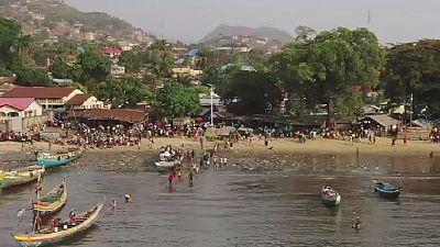 La Sierra Leone lève l'interdiction sur la pêche industrielle
