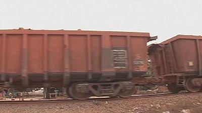 Guinée : un nouveau chemin de fer en vue