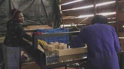 Ouganda : un savon pour éviter le paludisme