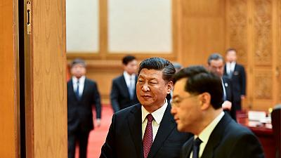 Xi calls for advancement of China-Djibouti strategic relationship