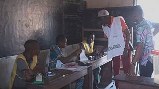 Benin vote in an election with no opposition