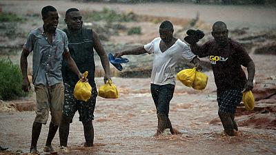 Mozambicans gear up for floods following Cyclone Kenneth