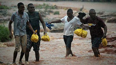 Mozambique : des innondations après le cyclone Kenneth