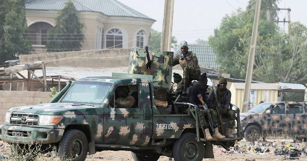 Five Nigerian soldiers killed in Boko Haram battle - Army | Africanews
