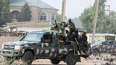 Five Nigerian soldiers killed in Boko Haram battle - Army