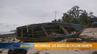 Villages in Mozambique wiped out by Cyclone Kenneth [The Morning Call]