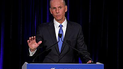 Les excuses du président de Boeing aux familles des victimes