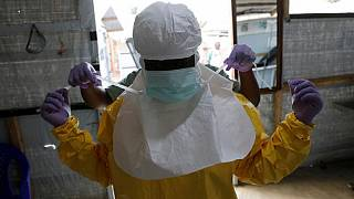 Congo registers record 27 new Ebola cases in one day