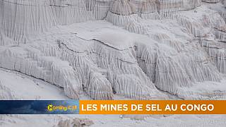 Les mines du sel du Congo [Grand Angle]